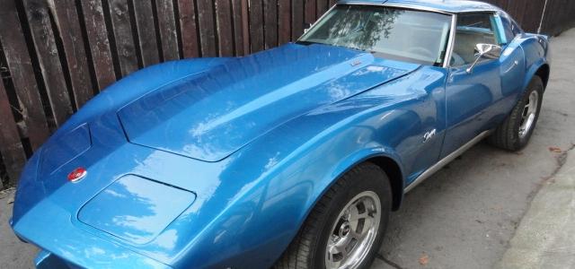 Chevrolet Corvette C3 1976
